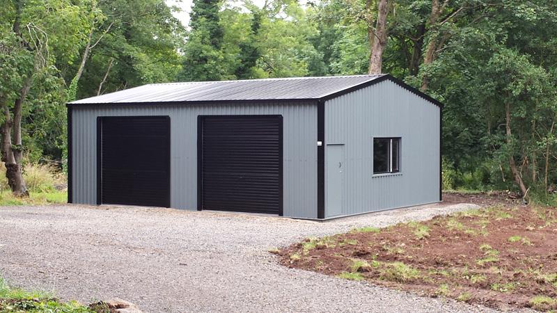 Pin Steel Garages Ireland on Pinterest